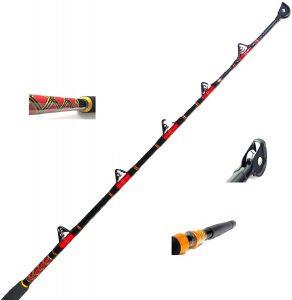OKIAYA COMPOSIT Saltwater Big Game Roller Rod