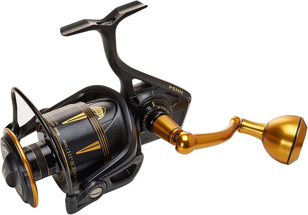 best surf spinning reel for distance top 2