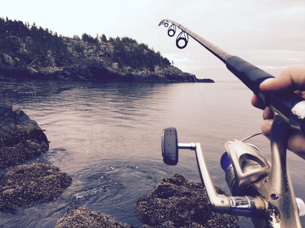 how to spool a spinning rod