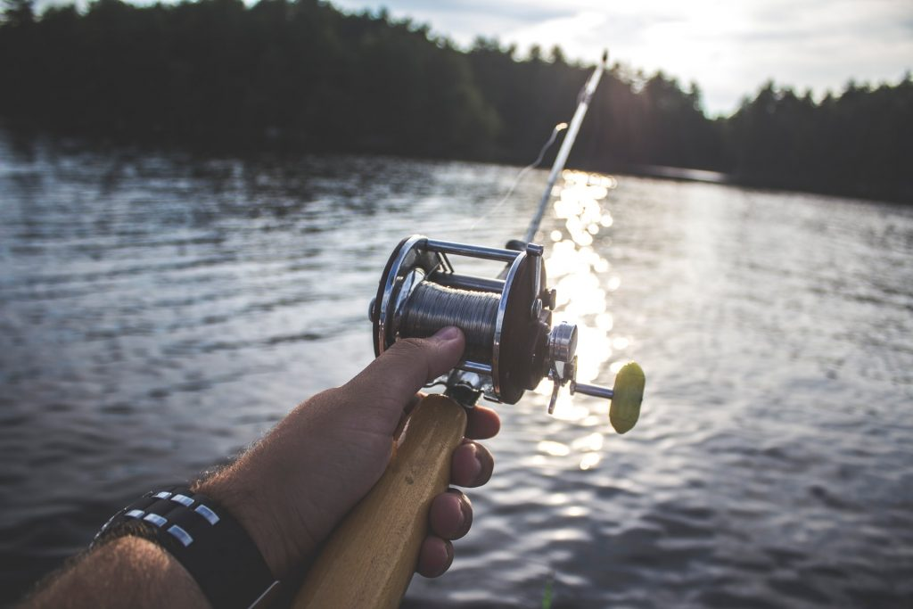 best lakes to fish in Texas