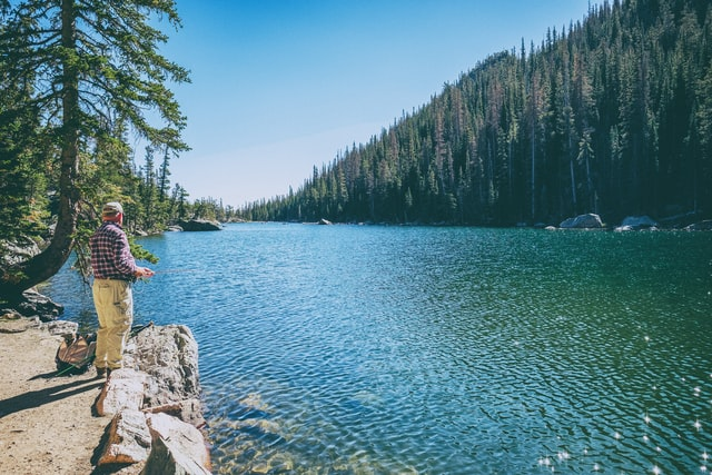 do you need a fishing license in Colorado - senior resident