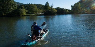 best kayak for bay fishing