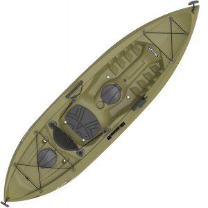 best kayak for bay fishing