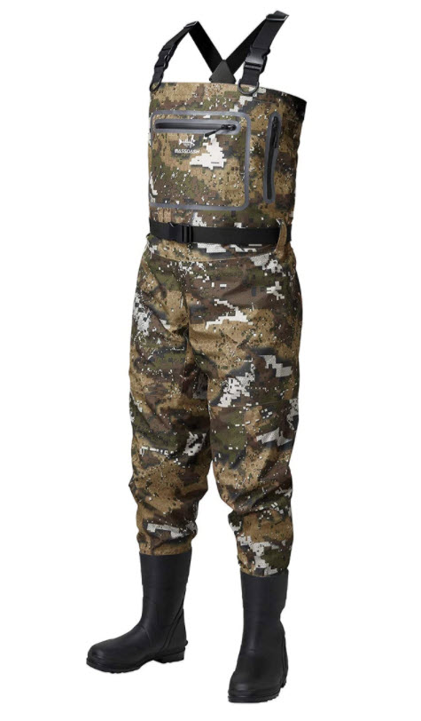 bootfoot waders for surf fishing