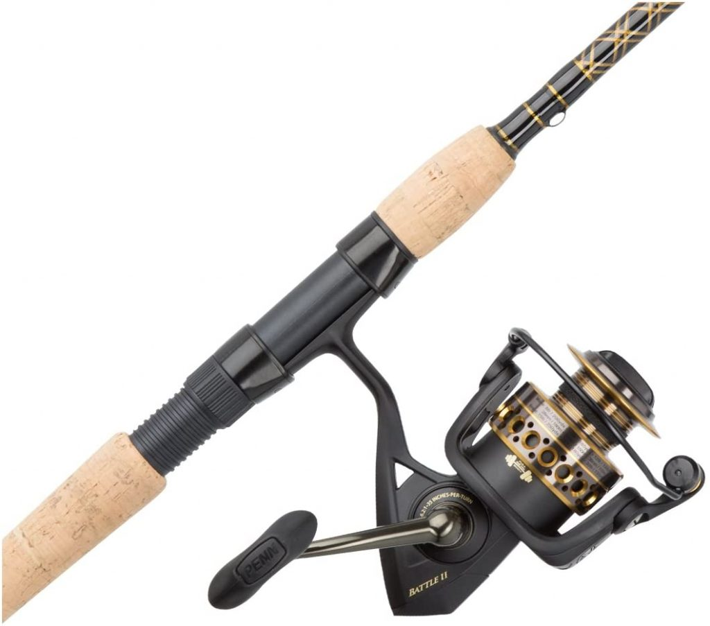 best open face rod and reel combo