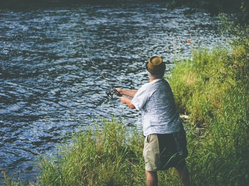 how to cast farther with a spinning reel
