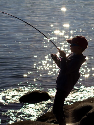Do I Need a Fishing License to Take My Son Fishing