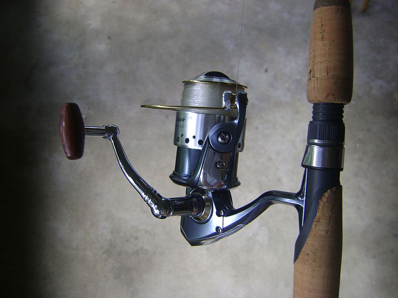 How to Clean Corrosion off Fishing Reel