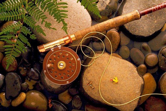 how to make a homemade fishing pole