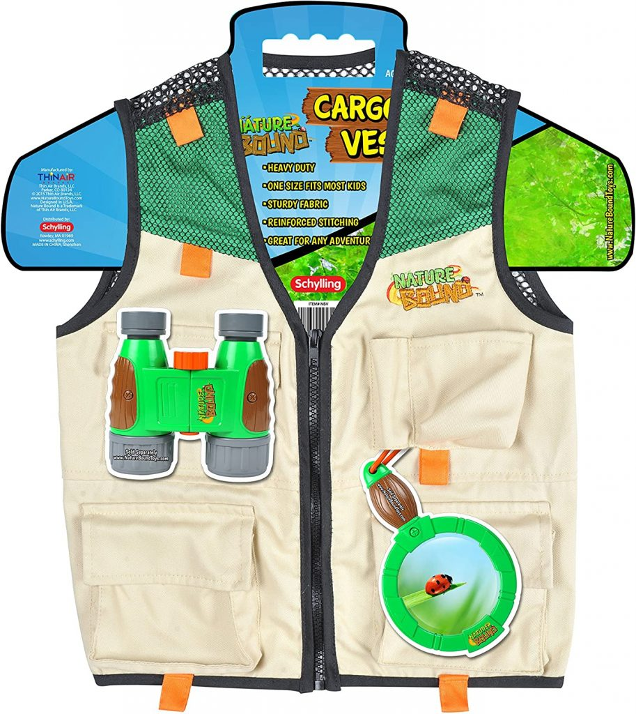 fishing vest for toddlers