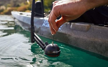 best depth finder for kayak