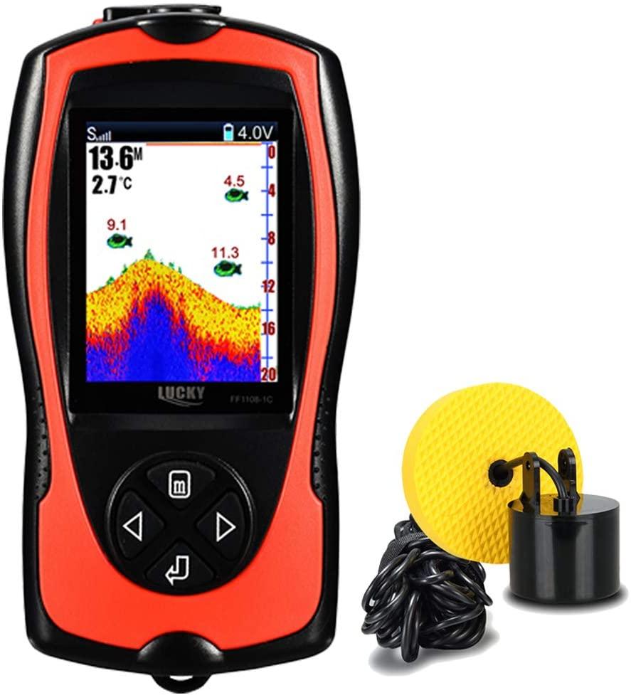 best depth finder for kayak