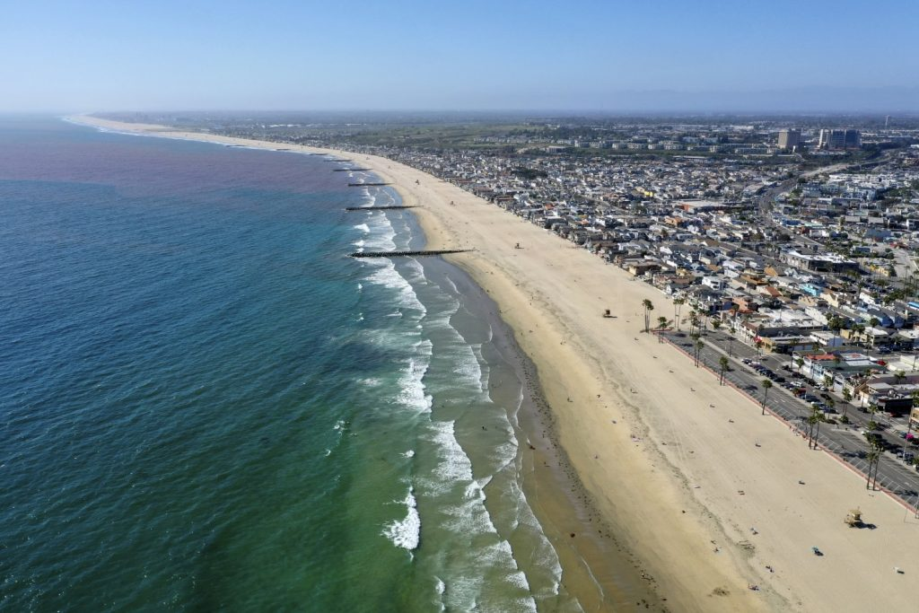best place to surf fish in Southern California