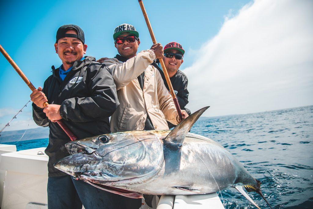 where to catch bluefin tuna