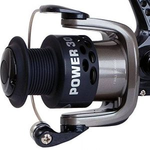Fixed Spool Reel For Distance Casting