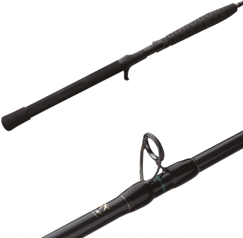 Best Halibut Fishing Rod And Reel Setup
